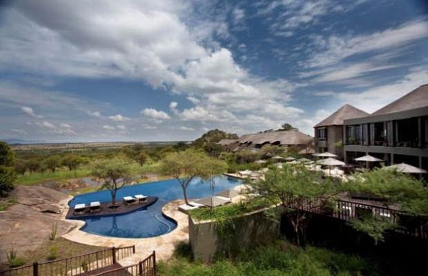 four seasons safari lodge