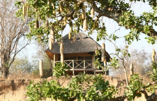 Tarangire River Camp Room