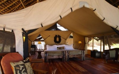 Jongomero Tented Camp