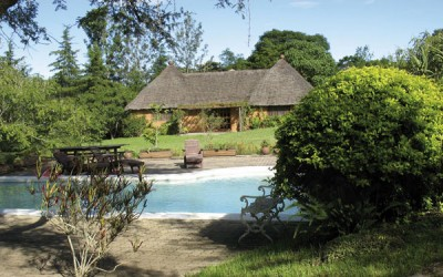 Ngurdoto Lodge