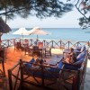 Ras Nungwi Beach Hotel lounch