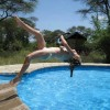 Tandala Tented Camp pool