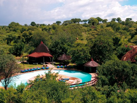 Tarangire Sopa Lodge Lodge_overview