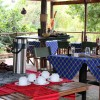 Zarafa Tented Camp area
