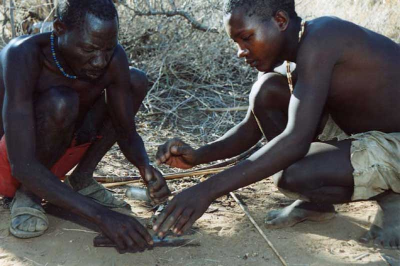 Living with the Hunter Tribe | The Hadzabe in Tanzania