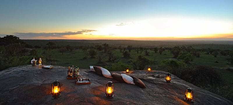 An Irreplaceable Honeymoon in Tanzania