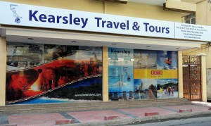 kearsleys travel office
