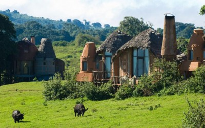 Ngorongoro Crater Lodge