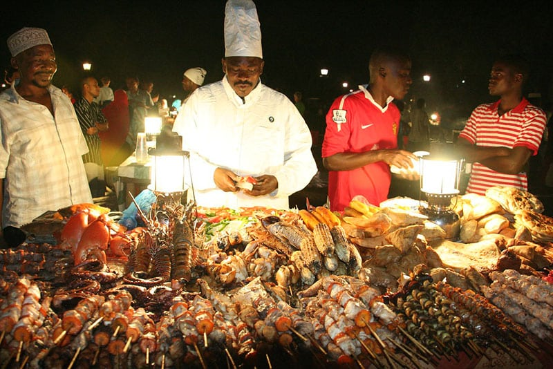 INSIDER'S GUIDE TO TANZANIA: EATING LIKE A LOCAL